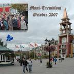 Mont Tremblant, oct. 2007