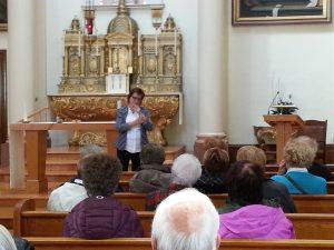 Chapelle du couvent des Ursulines