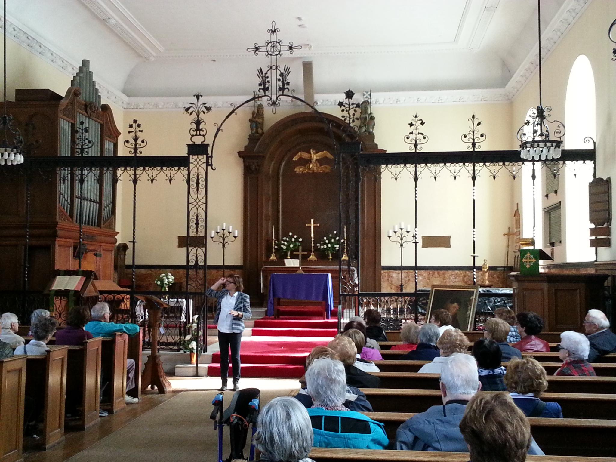 Église protestante St-James