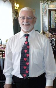 Michel Gagnon adore la St-Valentin