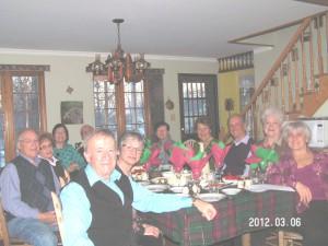 2012-03-06 réunion du CS chez Raymond