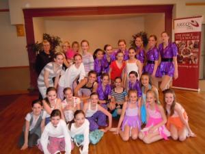 école de danse Maureen McDonald